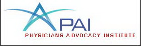 Banner for Physicians Advocacy Institute